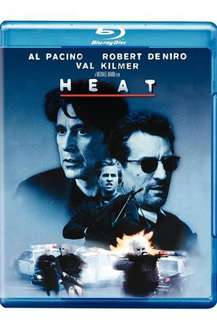 Heat (Blu-ray) - £7.89 Delivered @ Base