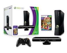 Xbox 360 Console: 4GB & Kinect Bundle - £199.99 Delivered @ Best Buy