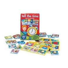 Orchard Toys Tell The Time Game - was £7.00 now £2.56 Delivered @ Amazon
