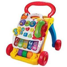Vtech First Steps Baby Walker - £12.49 @ Amazon