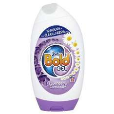 Bold Lavender & Camomile Laundry Detergent Gel 28 Washes £2.31 @ Amazon