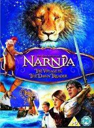 The Chronicles of Narnia: The Voyage of the Dawn Treader (DVD) - Only £8.47 Delivered (with code) @ Tesco Entertainment