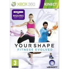 Your Shape Fitness Evolved (Kinect) (Xbox 360) - £5.96 inc Vat @ Costco