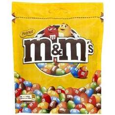 M&M's Peanut Pouch 185 g (Pack of 11) £10.19 @ Amazon