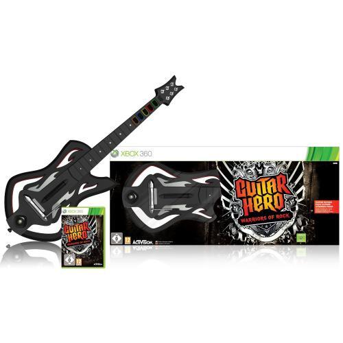 Guitar Hero 6: Warriors of Rock: Guitar Bundle (Xbox 360) - £23 inc Vat @ Costco