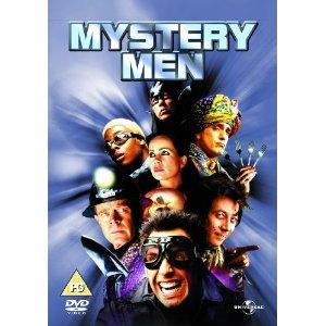 Mystery Men (DVD) - £2.49 @ Amazon