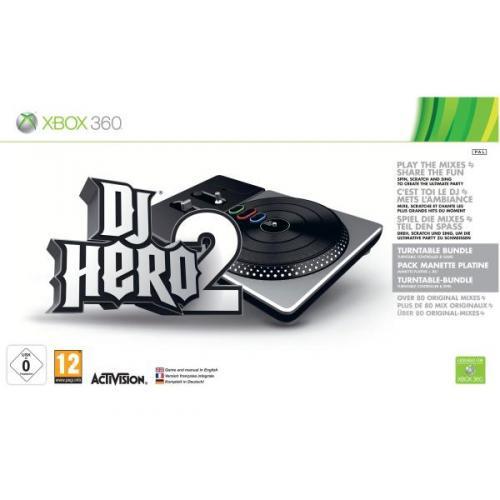 DJ Hero 2 with Turntable  (Xbox 360) - £29.85 @ Zavvi & The Hut