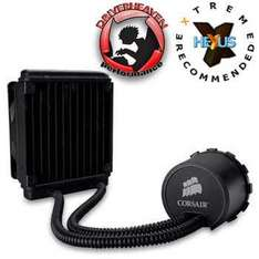 Corsair CCH50-1 Cooling Hydro Series H50 High-performance CPU Cooler - £47.99 + £4.18 Postage @ Ebuyer