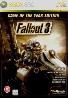 Fallout 3: Game of The Year Edition (Xbox 360) - £14.88 Delivered @ Sendit