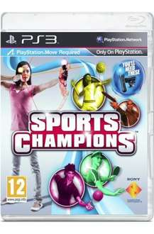 Sports Champions (PS3) (New) - £19.99 Delivered @ Grainger Games