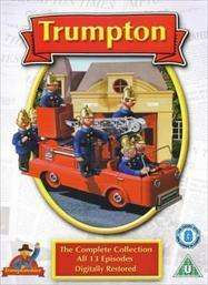 Trumpton: Limited Edition complete collection (DVD) - £3.97 @ Tesco Entertainment