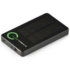 Powerfreakz Evolution 2500 Solar Portable Charger, USB, iPhone/MP3/DS/PSP/Phones etc - £16.78 delivered @ Scan