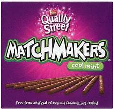 Nestle Quality Street Matchmakers - All Flavours £1 at Tesco