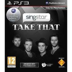 Singstar: Take That (PS3) - £7 @ HMV