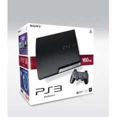 Playstation 3 Slim Console: 160GB - £200 Free Next Day Delivery with DPD (Inc. Tracking) @ Playstation Rewards