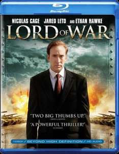 Lord of War (Blu-ray) - £3 @ Asda (Instore)