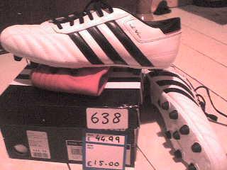 Mens Adidas Adi Nova Football Boots Moulded & Studs - £7 @ JJB Sports (Instore)