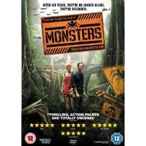 Monsters (DVD) - £8.47 @ Amazon