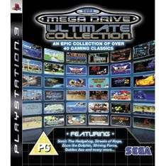Sega Mega Drive: Ultimate Collection (PS3) - £9.99 @ Amazon