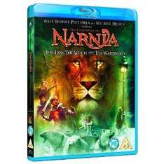 The Chronicles Of Narnia - The Lion, The Witch And The Wardrobe (Blu-ray) - £8.17 @ Amazon
