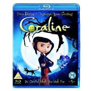 Coraline (Blu-ray) - £8.99 @ Amazon