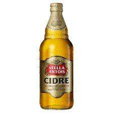 Stella Artois Cidre - 8 x 568ml Bottles - £8 @ Tesco