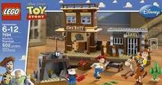 Lego Toy Story Woody's Roundup Set - Reduced from £40.99 to £28 @ Amazon