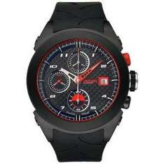 Ducati Men's Automatic Watch CW0009 With Carbon Black Fibre Dial And Rubber Strap - £311.25 Delievered @ Amazon