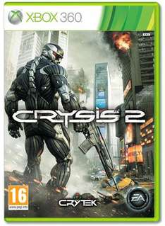 Crysis 2 (Xbox 360) (PS3) - £24.99 Delivered @ Game