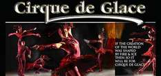 2 for 1 Tickets for Cirque de Glace in Manchester - £27.50 for two @ Manchester Theatres