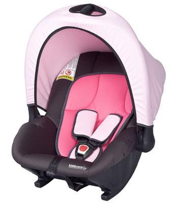 Kiddicare.com Mini Car Seat - Tarmac OR Rose (Group 0+) - £29.97 @ Kiddicare