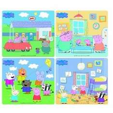 Tomy Aquadoodle 4X Mini Mat Peppa Pig Collection 2 - now £2.33 Delivered @ Amazon
