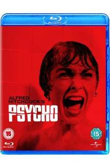Psycho (Blu-ray) - £6.99 Delivered @ Play