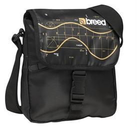 Breed Mens Side Bag for Netbook or Camera etc - £5.99 + £3.99 Postage @ MandMDirect