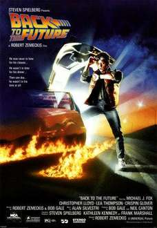 Back To The Future Poster (Huge) - Only - £2.99 @ Play