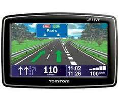 TomTom XL Live GPS with IQ Routes & Map Coverage (42 EU Countires) - Free 12 Month Live Services Subscription - £108.08 @ Pixmania