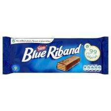 Blue Riband & Breakaway Biscuits 9 pack BOGOF @ Tesco online and instore