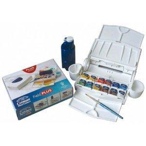 Winsor & Newton - Cotman Water Colour Field Plus Paint Set - £7.99 del @ Amazon