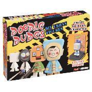 Doodle Dudes Quad Squad - £3.98 @ Tesco Direct