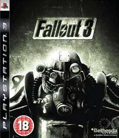 Fallout 3 (PS3) (Pre-owned) - £5 Delivered @ Gamestation