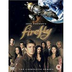 Firefly: The Complete Series (DVD) - £9.93 @ Amazon