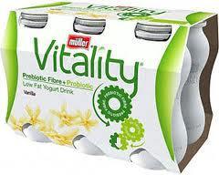 Muller Vitality 24 bottles for £2 @ Netto