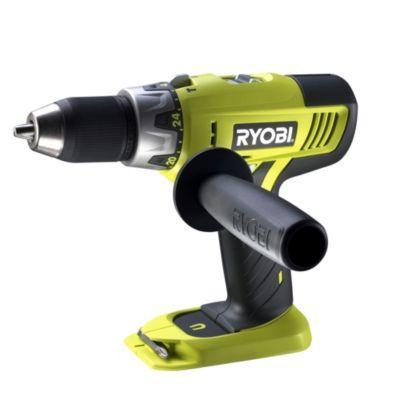 Ryobi 18v Combi Drill with 2 batteries accessories kit - £49 @ B&Q