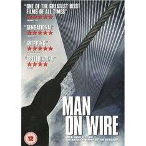 Man on Wire (DVD) - £1.99 @ Amazon