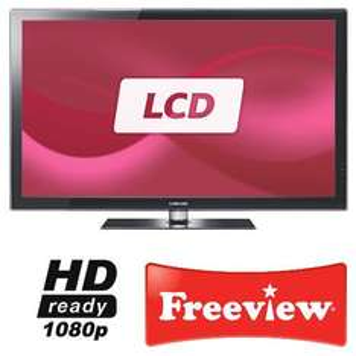 Samsung LE40C530 LCD TV + Samsung BDC5500 Blu-ray Player - £399 @ Tesco Direct