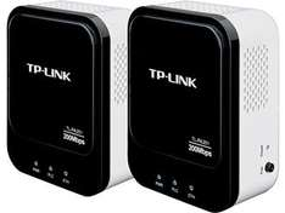 TP LINK 200Mbps Homeplug AV Twin Kit - £40.98 @ Dabs