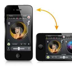 Djay by algoriddim for iPhone & iPod Touch - was £4.99 now 59p @ iTunes