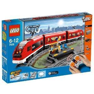 Lego City Passenger Train - £77.24 @ Amazon