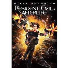 Resident Evil Afterlife (DVD) - £6.49 @ Play & Amazon