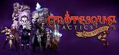Grotesque Tactics (PC) - 75% off, now £3.75 @ Steam